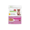 Natural Trainer Cat Kitten&Young - BUSTA con Pollo 85g