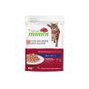 Natural Trainer Cat Adult - BUSTA con Salmone 85g