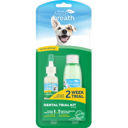 Tropiclean Fresh Breath - Dental Kit 2 Settimane - No Spazzolino
