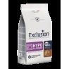 Exclusion Dog Hypoallergenic Medium/Large - Coniglio & Patate