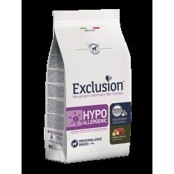Exclusion Dog Hypoallergenic Medium/Large - Cavallo & Patate