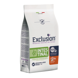 Exclusion Dog Intestinal Adult Medium/Large - Maiale & Riso