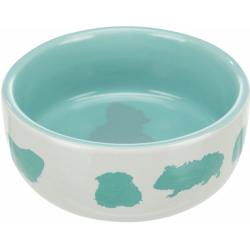 Trixie Ciotola In Ceramica - Porcellini d'India 250ml