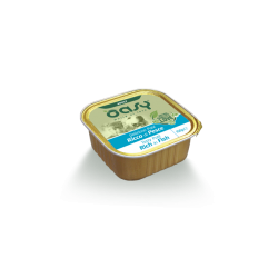 Oasy Dog Adult Tasty Patè - Pesce 150g