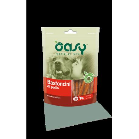 Oasy Snack Bastonc/pollo 100 Gr.