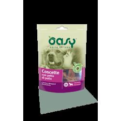 Oasy Dog Snack - Coscette con Petto di Pollo - 100g