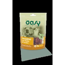 Oasy Dog Snack - Involtini con Filetto di Anatra - 100g