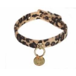 Charlotte's Dress Collare So Chic Leopard