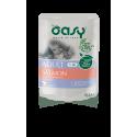 Oasy Cat Adult Busta Bocconcini in Salsa - Salmone 85g