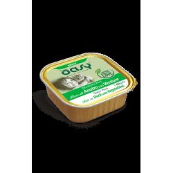 Oasy Cat Tasty Delizioso Paté - Anatra con Verdure 100g