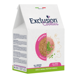 Exclusion Dog Biscuit Pork & Pea - 300g
