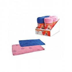 Asciugamano In Microfibra 120 x 60 cm