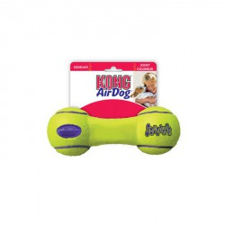 Airdog Puppy Squeaker - Dumbbell - Medium