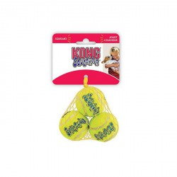 Kong Air Squeaker Ball Small (3 Pz)