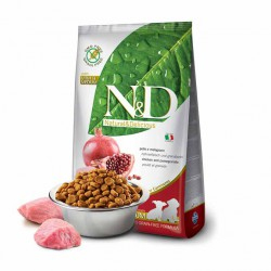 N&d Cane Puppy Mini Medium Pollo e melograno 2,5 Kg
