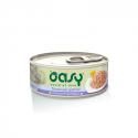Oasy Cat Gattini Lattina al Naturale Gr.70