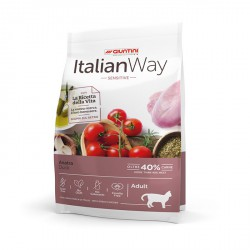ItalianWay Cat Sensitive Adult Grain Free - Anatra