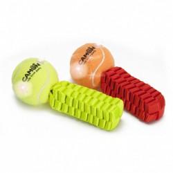 Palla da Tennis per cani Luci e Suoni