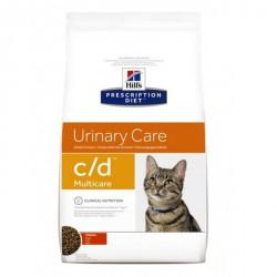 Hill's Cat C/d Multicare - Salute delle Vie Urinarie - Pollo