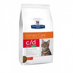 Hill's Cat C/d Urinary Stress - Reduced Calorie