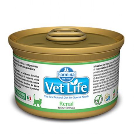 Vet Life Cat Renal 85g