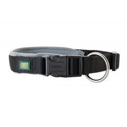 Collare Neoprene Plus 55 Nero/grigio50-55 Cm 25 Cm.
