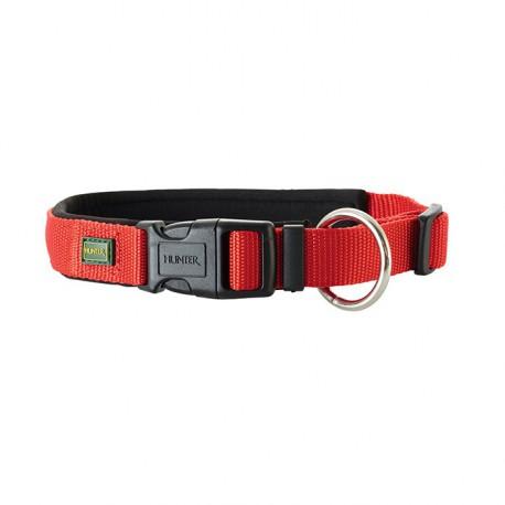 Collare Neopren Vario Plus Rosso/nero Tg 35