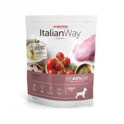ItalianWay Dog Sensitive Adult Mini Grain Free - Anatra