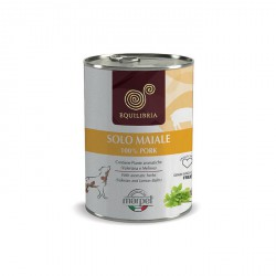 Equilibria Dog Maiale 410g