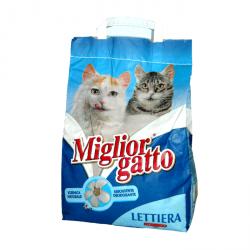 Lettiera Miglior Gatto Naturale