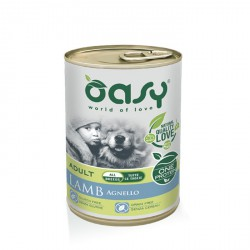 Oasy Cane lattina 400g Agnello