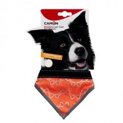 Camon Collare Bandana Reflex - Arancione