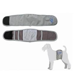 Fascia igienica per cane Grigia