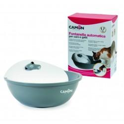 Camon Fontanella automatica per cane e gatto pratica resistente capienza 1,7 lt