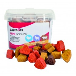 Camon Mini Treats&Snacks Mini Hearts - 140g