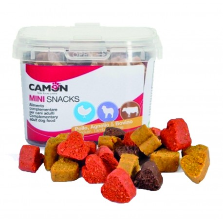 Snack Box Cuoricini Camon