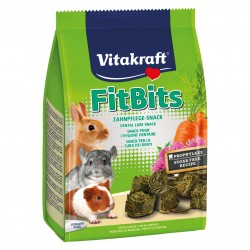 Vitakraft Fit Bits Snack per denti Conigli 500g