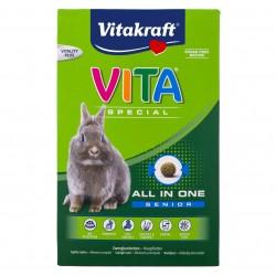 Vitakraft Vita Special Alimento conigli nani Senior 600g
