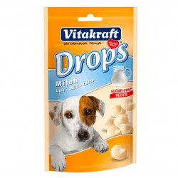 Vitakraft Drops al Latte caramelle per cani 200g