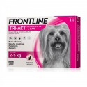 Frontline Tri-Act Cane 2-5Kg Spot-on 3 fiale
