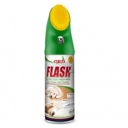 Flash Pet Pulitore tessuti e cuccia 400ml