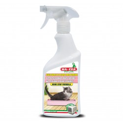 Pulitore lettiera gatto antiodore 500ml