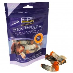 Sea Wraps Sweet Potatoes 100g