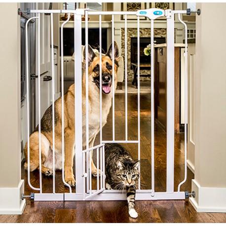 Cancello Extra Tall per cani alti