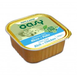 Oasy Dog Puppy&Junior Tasty Patè Gr.150