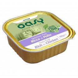 Oasy Cat Gattini Tasty Delizioso Paté 100g