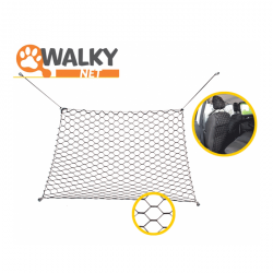 Camon Rete Di Sicurezza Walky Net separatore Auto per Cani