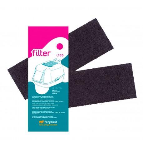 Set Filtro Antiodore Carbone attivo L135