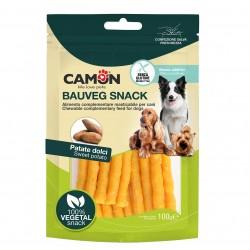 Camon Snack Vegetali Bauveg Sticks Patata Dolce 100g
