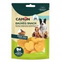 Camon Snack vegetali Bauveg Cuoricini di Patata Dolce 100g